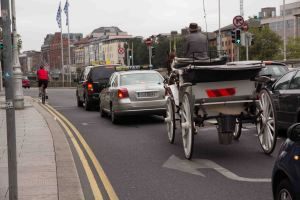 Three ways to travel in Dublin