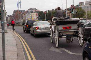 Three ways to travel in Dublin
