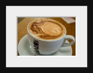coffee matte